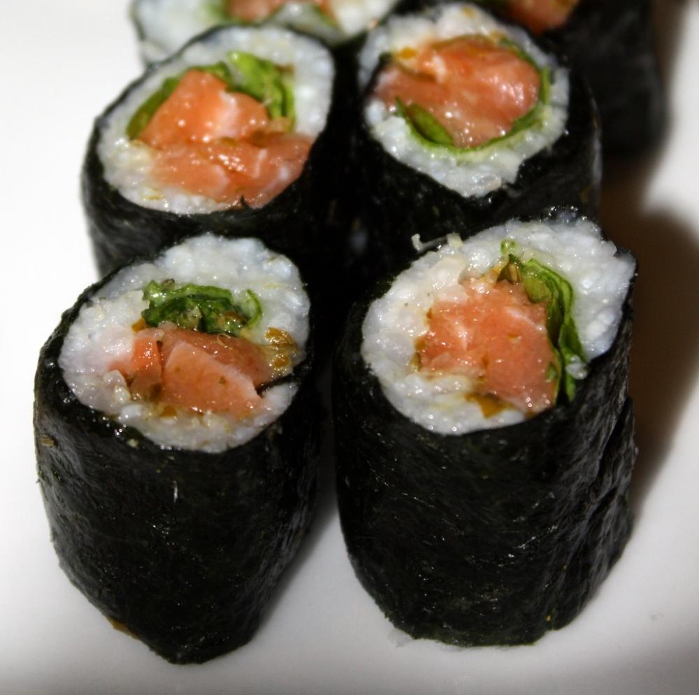 Rollen-sushi