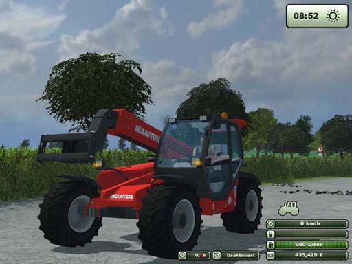 Manitou MLT 735 v 1.0 [MP]