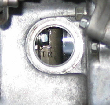 Zylinderkopfdichtung wechseln ohne Motorausbau Markierungtotpunktrecnbo2n
