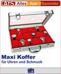"""266-1 SAFE Alu-Koffer für Uhren und Schmuck """"Maxi"""""""