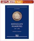 Medaillen Hamburg | 1549 - 2009 | Katalog mit Preisen