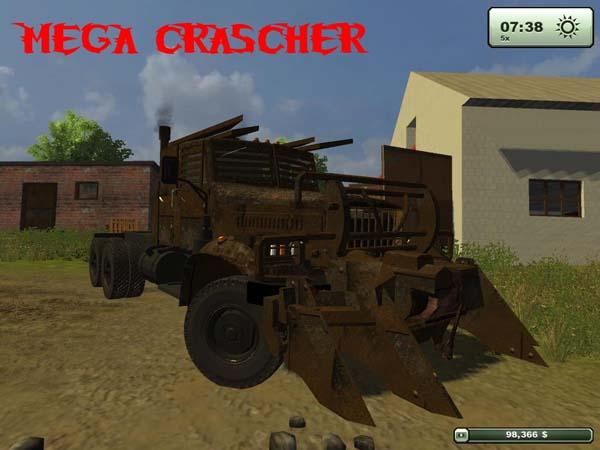 Mega crascher