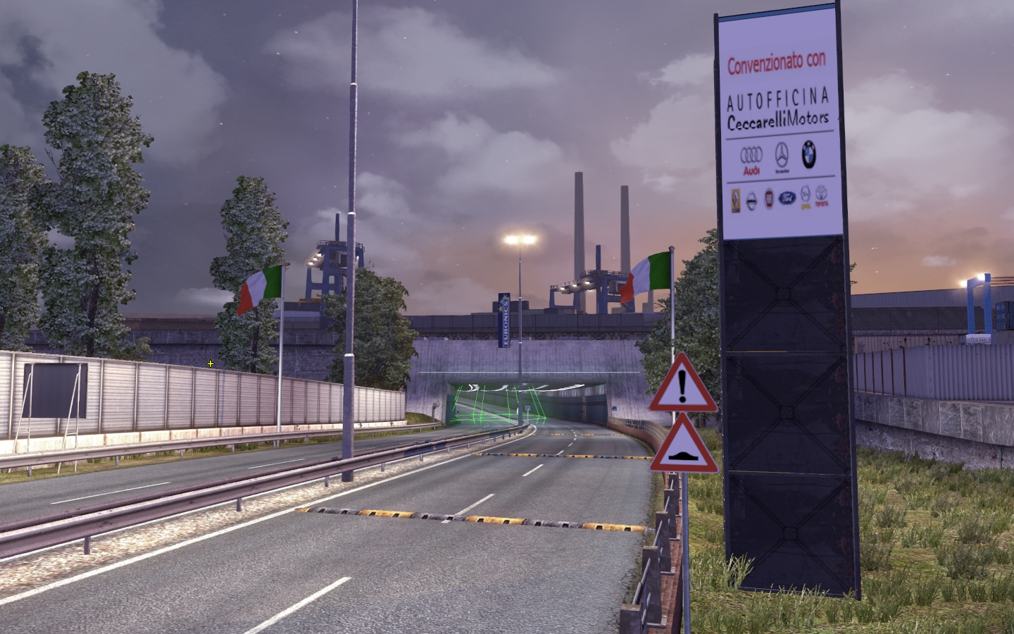 TrucksimMap For ETS Released SCS Software - Portugal map euro truck simulator 2