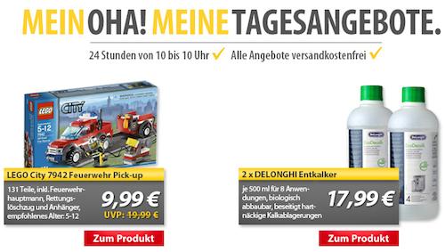 MeinPaket OHA Angebote 18.03.2013