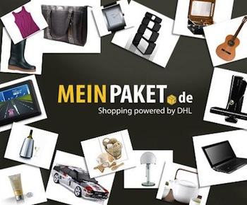 MEINPAKET.de Gutschein DailyDeal