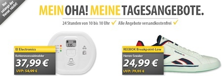 MeinPaket OHA Deal des Tages 13.03.2013