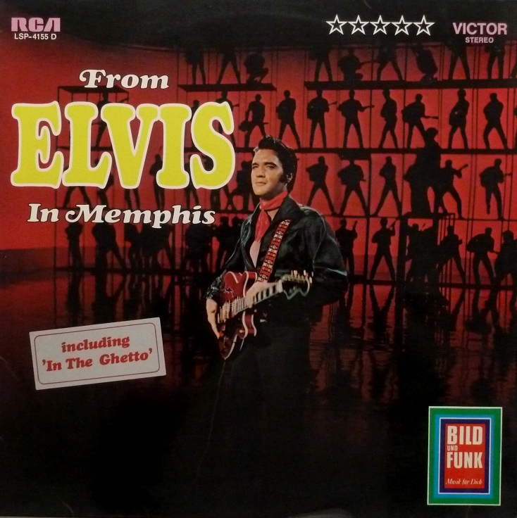 FROM ELVIS IN MEMPHIS Memphis70frontep7sl