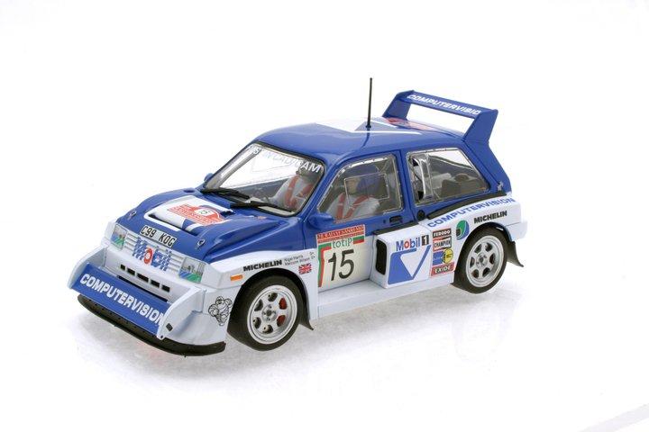 """MSC-6005 MG Metro 6R4 """"33 Export"""" Tour de Corse 1986 Didier Auriol ..."""