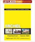 Michel Eisenbahnen - Ganze Welt 2. Ausgabe 2010/2011 Paket mit Basisausgabe