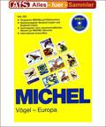 Michel Vögel Europas und Zoos - Basis-Katalog reduziert