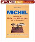 Michel Handbuch Maße & Währungen 19. Jarhundert CD !