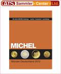 MICHEL Münzen Katalog Deutschland 2012 in Farbe