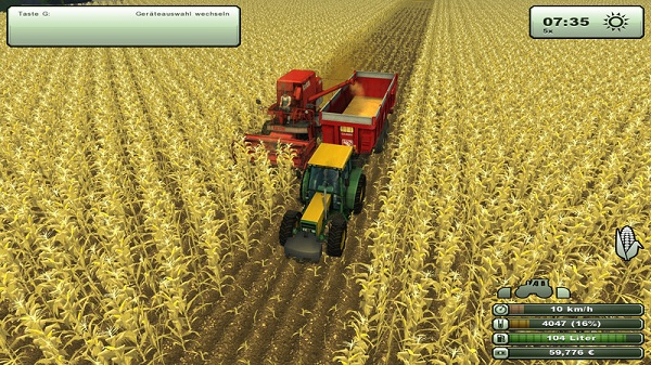 Rental Car Driving M66 –  Farming Simulator 2013 Mod