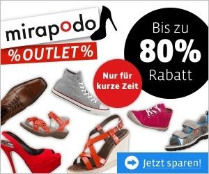 Mirapodo Sale 80 Prozent Rabatt