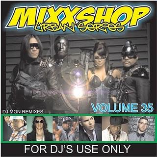 Mixxshop Urban Series Vol.34 und 35