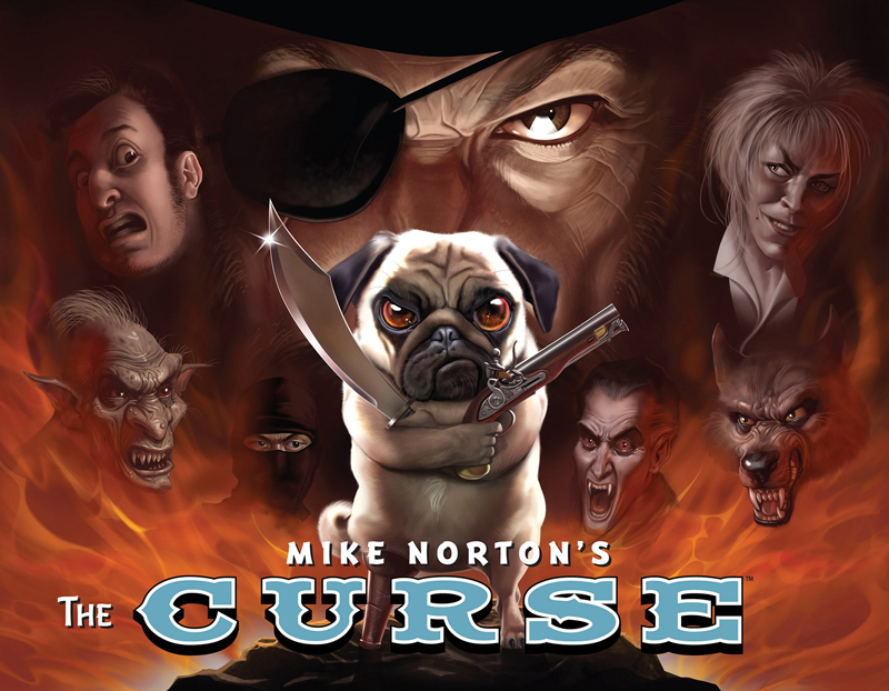 Mike Norton's The Curse (2012) GN