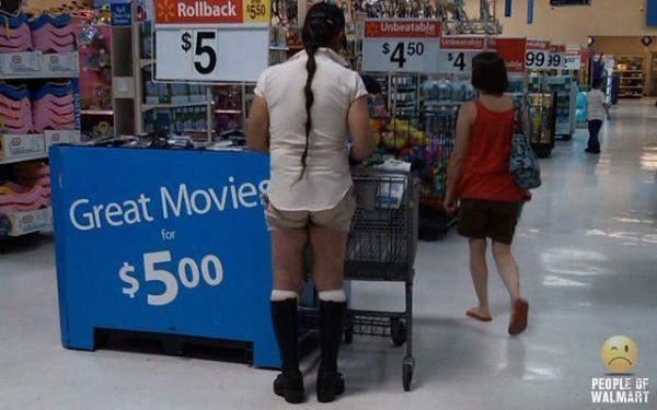 Moda w stylu Walmart 16