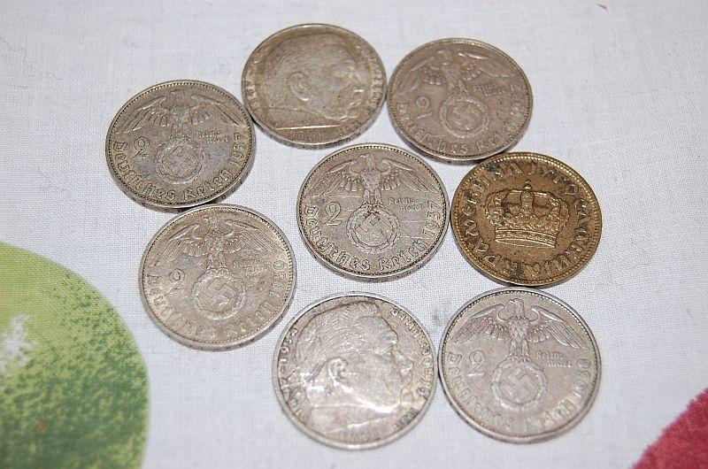 Wert Der Münzen Deutsches Reich 1937