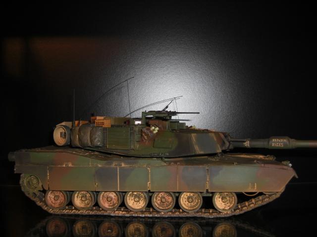 M1A1 AIM & M1A2 SEP Modellbau001ya0g
