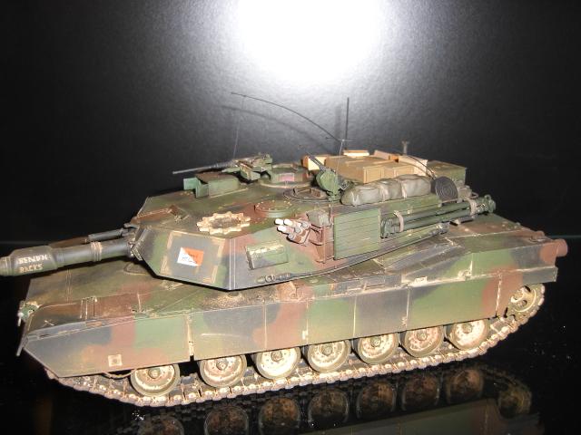M1A1 AIM & M1A2 SEP Modellbau003s47w