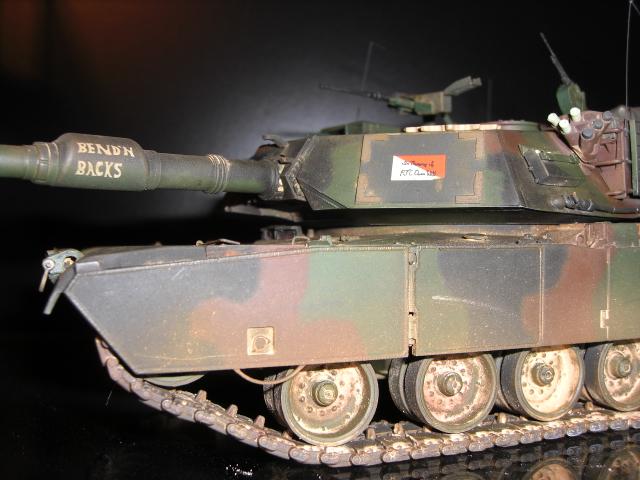 M1A1 AIM & M1A2 SEP Modellbau004x3ua