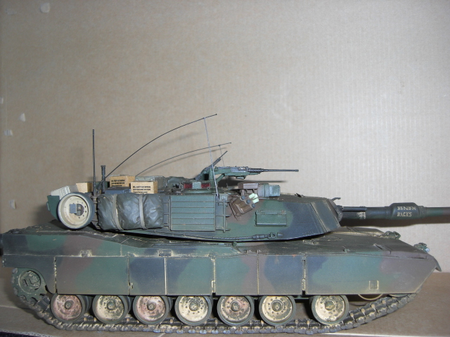 M1A1 AIM & M1A2 SEP Modellbau0117fua
