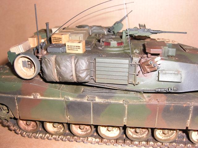 M1A1 AIM & M1A2 SEP Modellbau01225pw