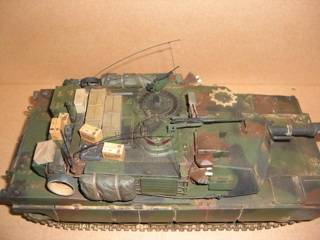 M1A1 AIM & M1A2 SEP Modellbau01385y5