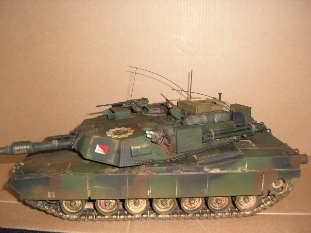 M1A1 AIM & M1A2 SEP Modellbau014sam8