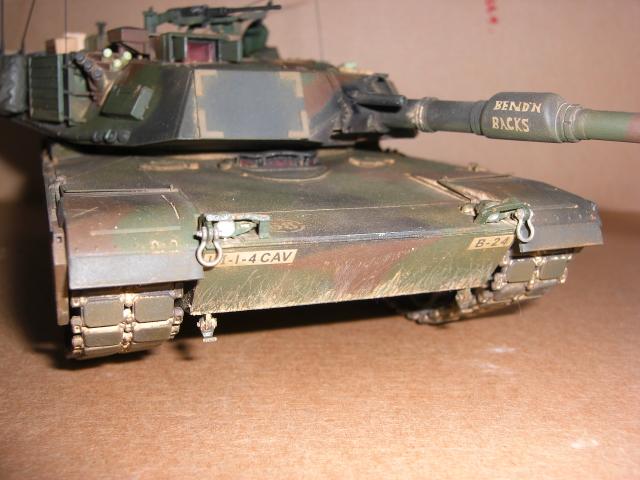 M1A1 AIM & M1A2 SEP Modellbau018kgnd