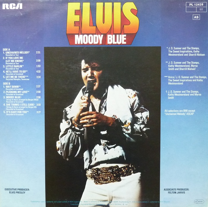 MOODY BLUE Moodyblueokt77rckseitxlj96
