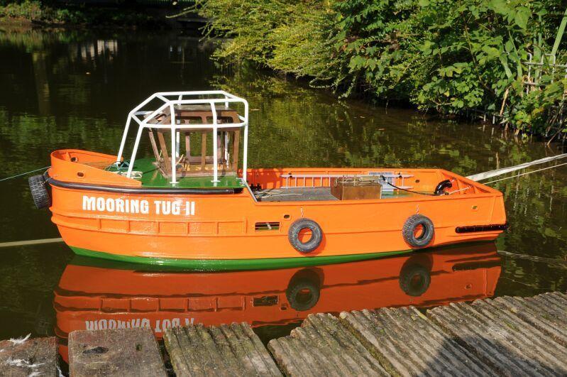 Yacht Mistral Vater Tochter Projekt Mooringtugiia7io