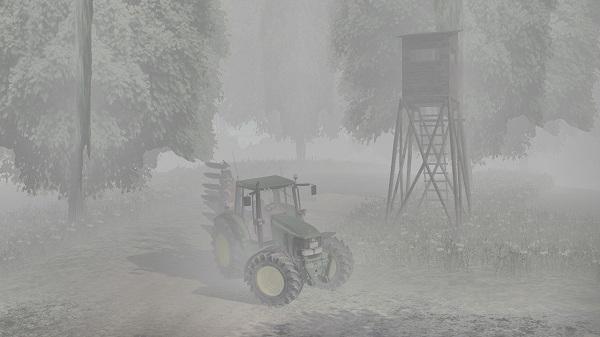 Morning fog –  Farming Simulator 2013 Mod