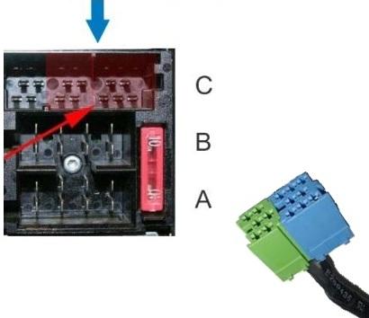 allgemeines mp3 usb aux nachr stset f r becker radios. Black Bedroom Furniture Sets. Home Design Ideas