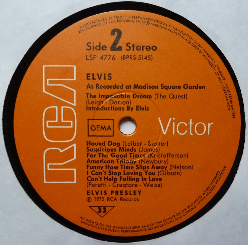 ELVIS AS RECORDED AT MADISON SQUARE GARDEN Msgside2zucjx