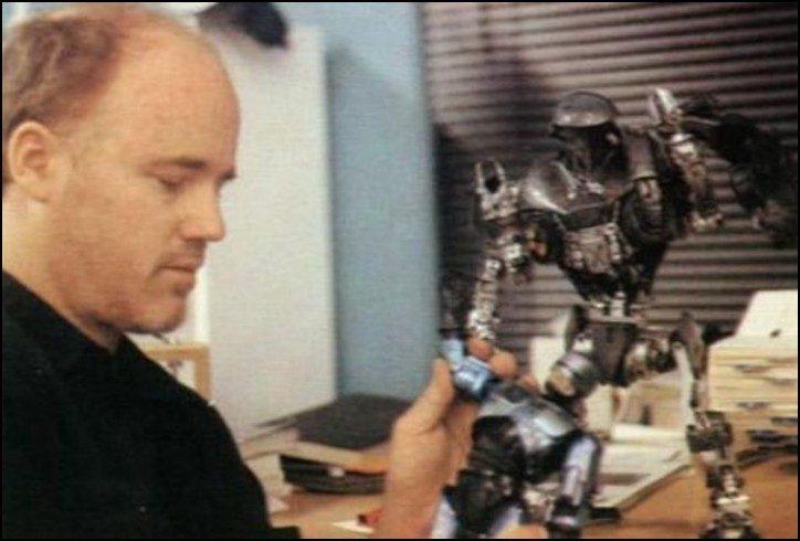 Za kulisami filmów: RoboCop 10