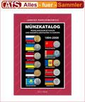 Münzkatalog Russland / UdSSR & Nachfolgest. 1894 - 2009