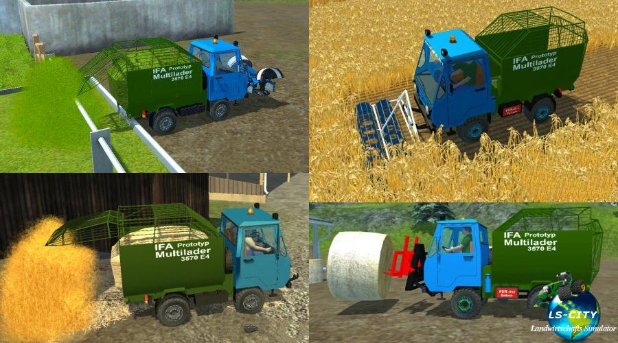 Multicar Pack V 1
