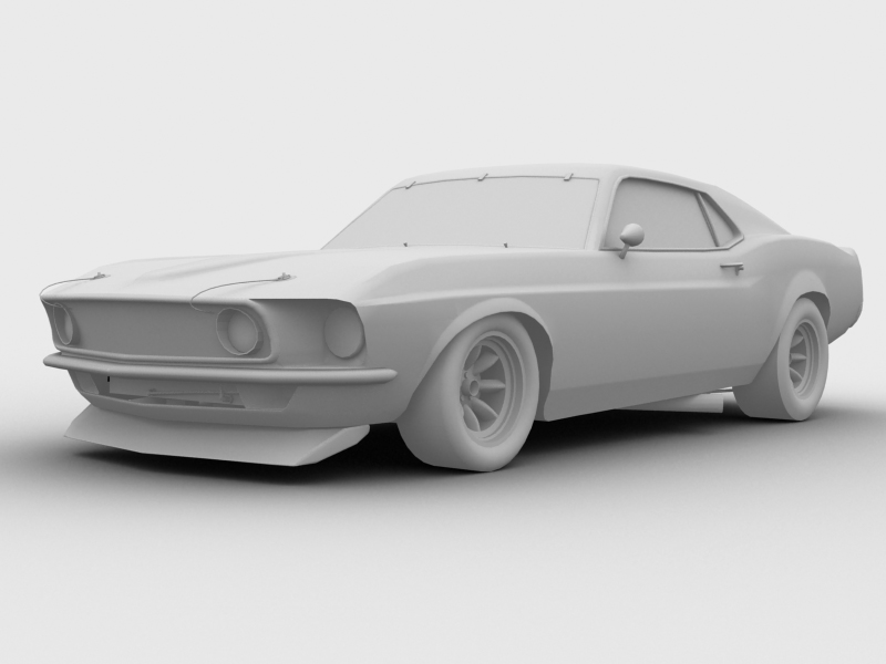 Boss 302 Mustang Trans Am | SMCars.Net - Car Blueprints Forum