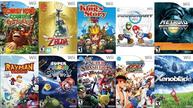 Good Wii U Games : Nintendo power wii essentials a list of the best