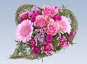 Liebe Mami Blumenstrauß