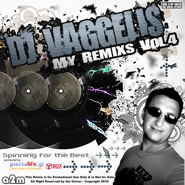 DJ Vaggelis - My Remixs Vol.4
