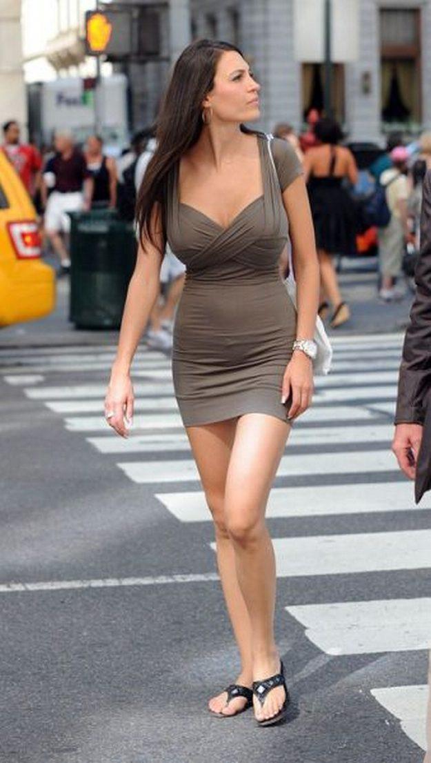 Obcisłe sukienki #10 20
