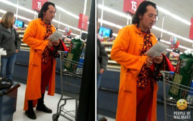 Najdziwniejsi klienci z WalMart #6 27