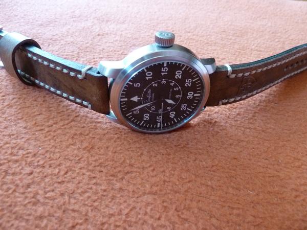 senator chronograph panoramadatum preis