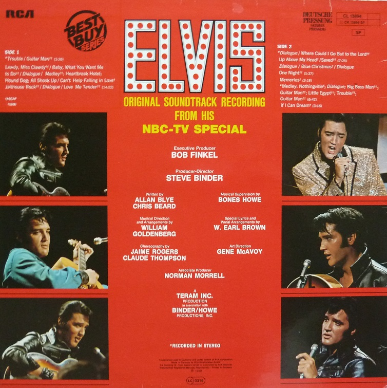 ELVIS (NBC) TV Special Nbc83rckseitenkjxt