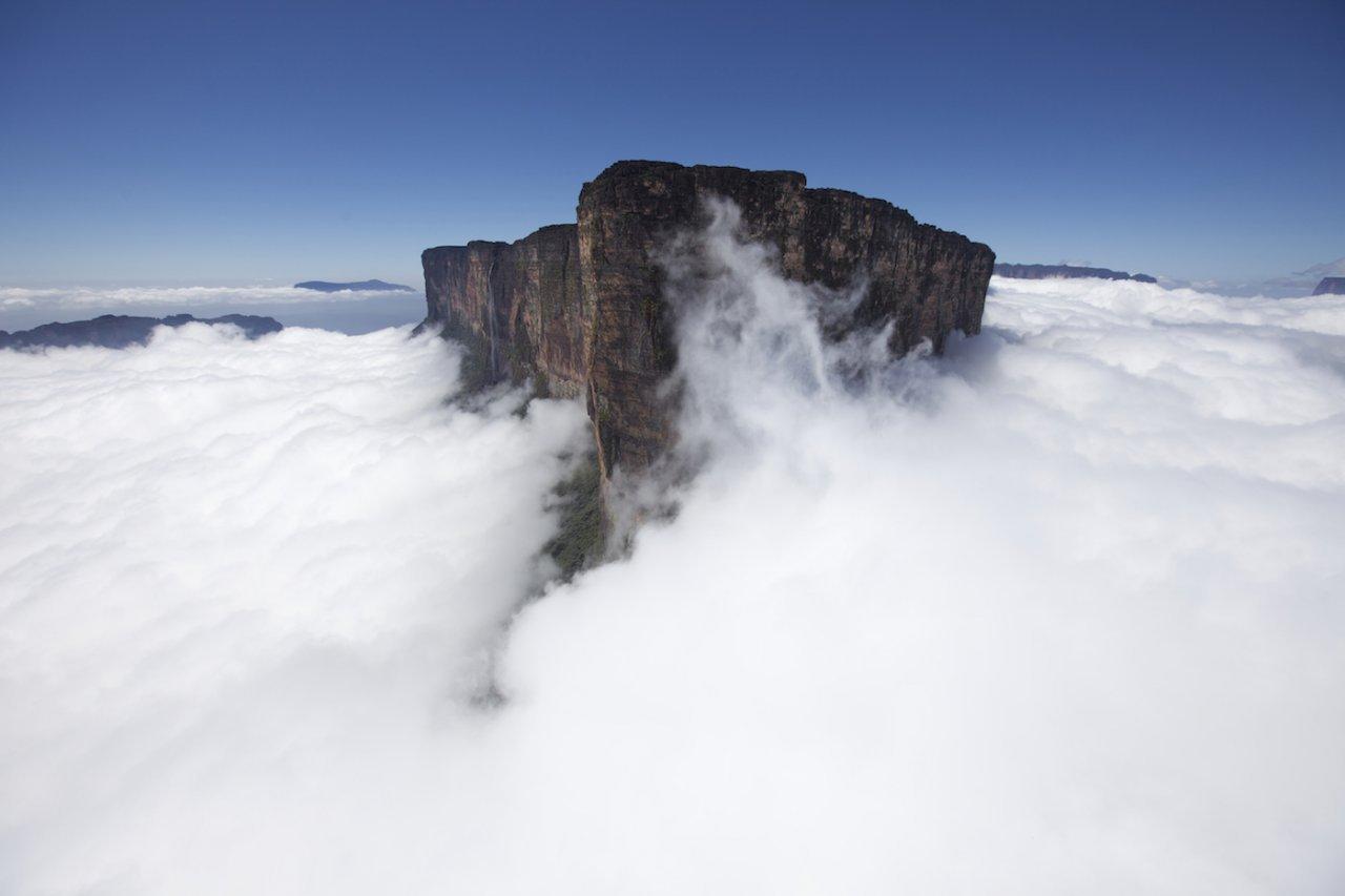 Roraima - najwyższa góra tepui 2