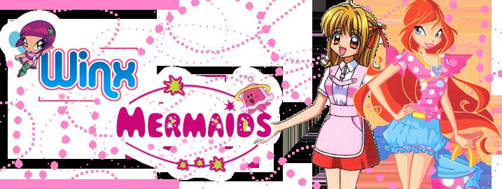 ~ Winx Mermaids ~ Neueslogomandyiizs