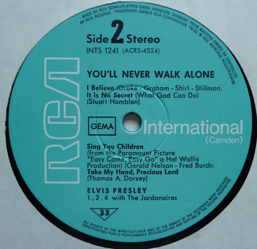 YOU`LL NEVER WALK ALONE Neverwalkalone71side2bmjrc