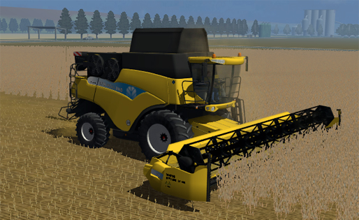 New Holland CR9090 Elevation MultiPlane Pack (AP)